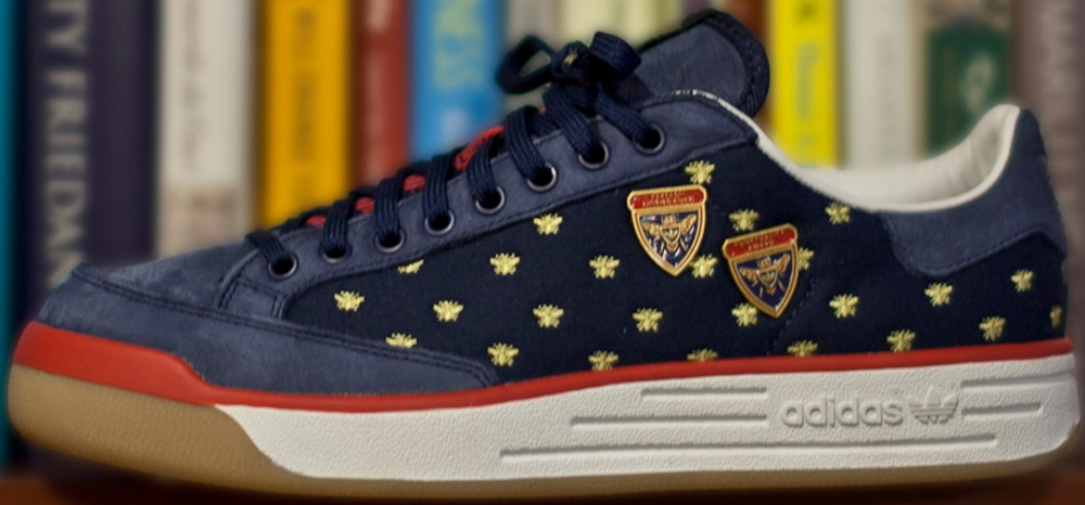 Extra Butter x adidas Rod Laver Rushmore
