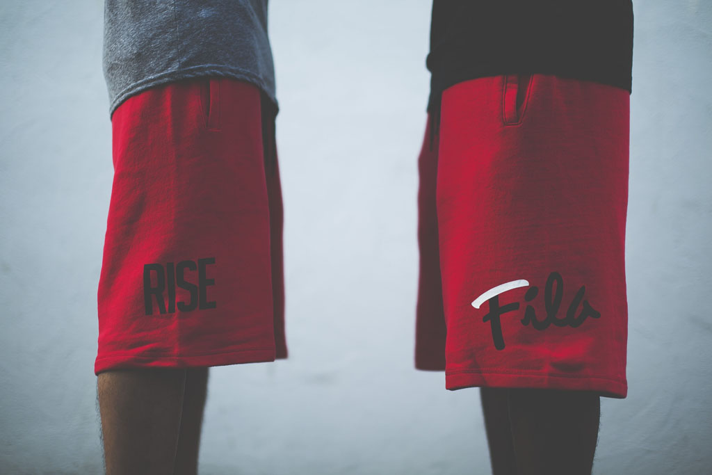 RISE x FILA Cage New York is for Lovers Lookbook (12)