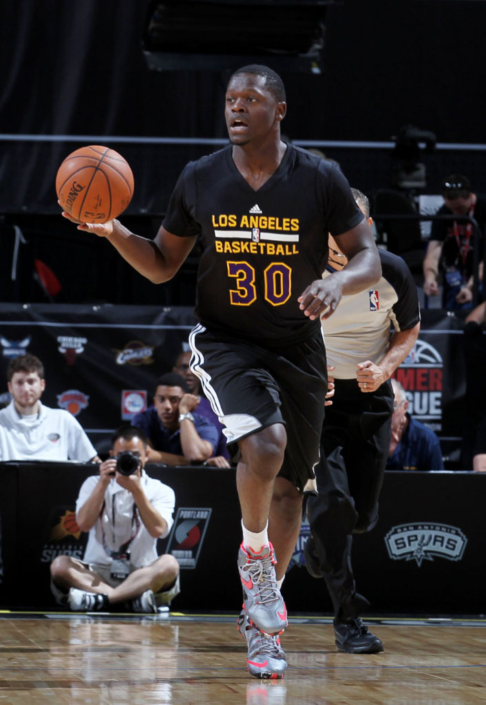 a34f4ac0108 Sole Watch  The Best Sneakers Spotted at 2014 NBA Summer League (So ...