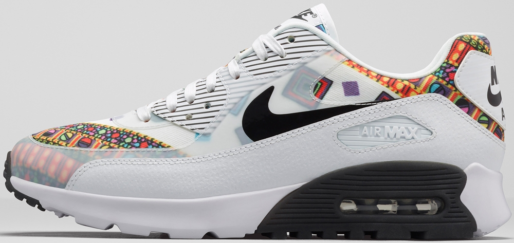 Nike Air Max '90 Ultra Essential Liberty Women's White/Black