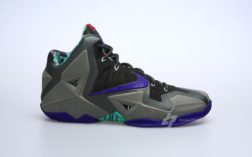 9fe61c591173 Nike LeBron 11  Terracotta Warrior  - Detailed Images