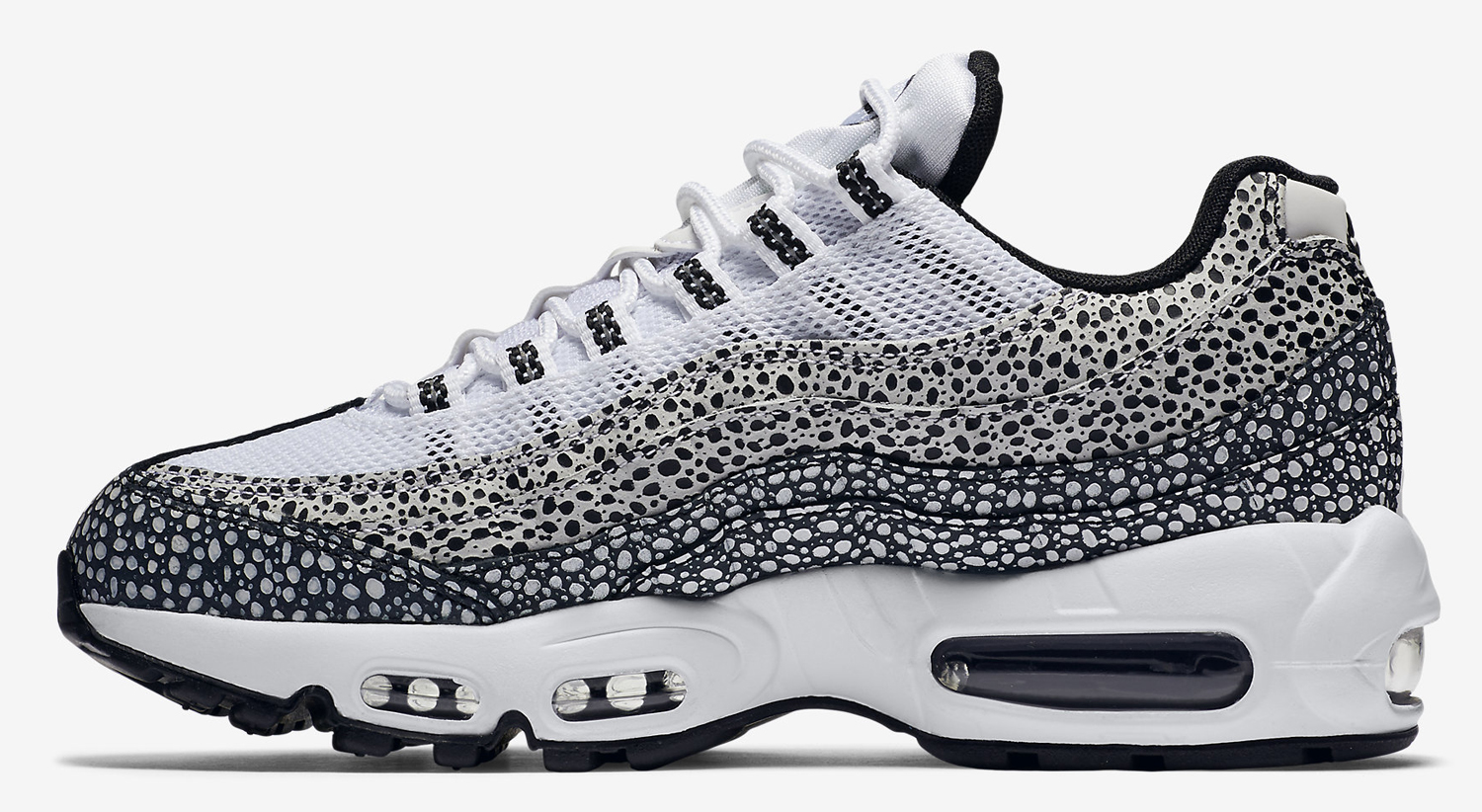 Nike Takes Air Max 95s on Safari | Sole Collector
