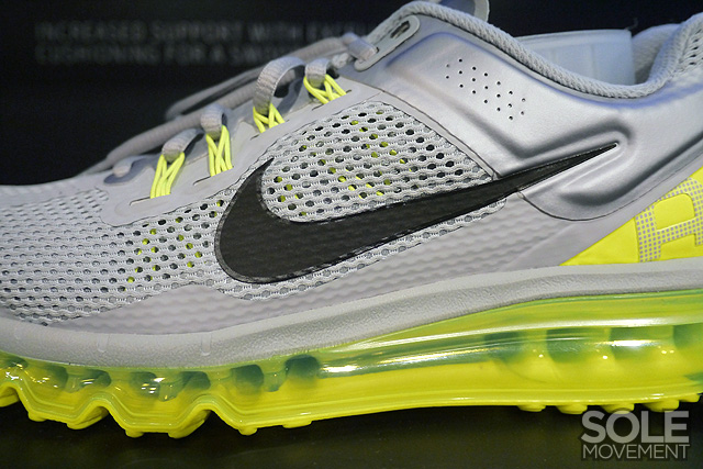 Nike Air Max 2013 Wolf Grey Black