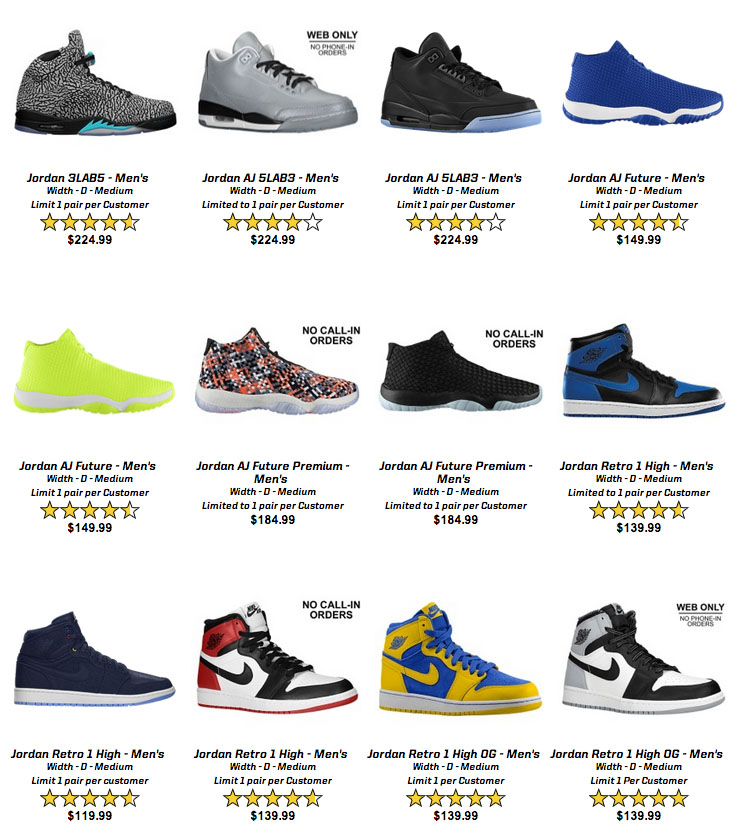 Massive Eastbay Air Jordan Restock Tomorrow (1) a6459c460