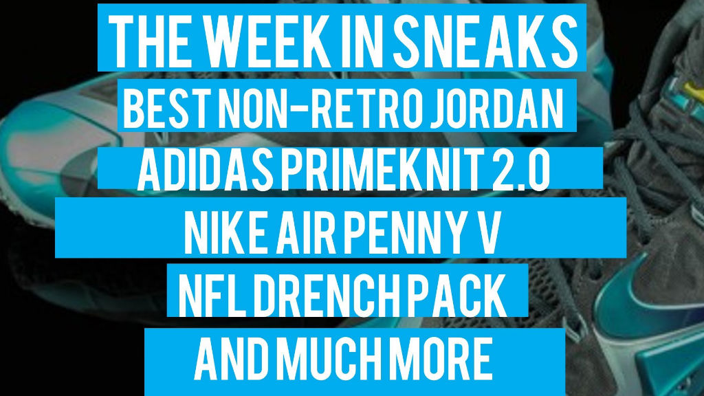 The Week In Sneaks with Jacques Slade : August 31, 2013