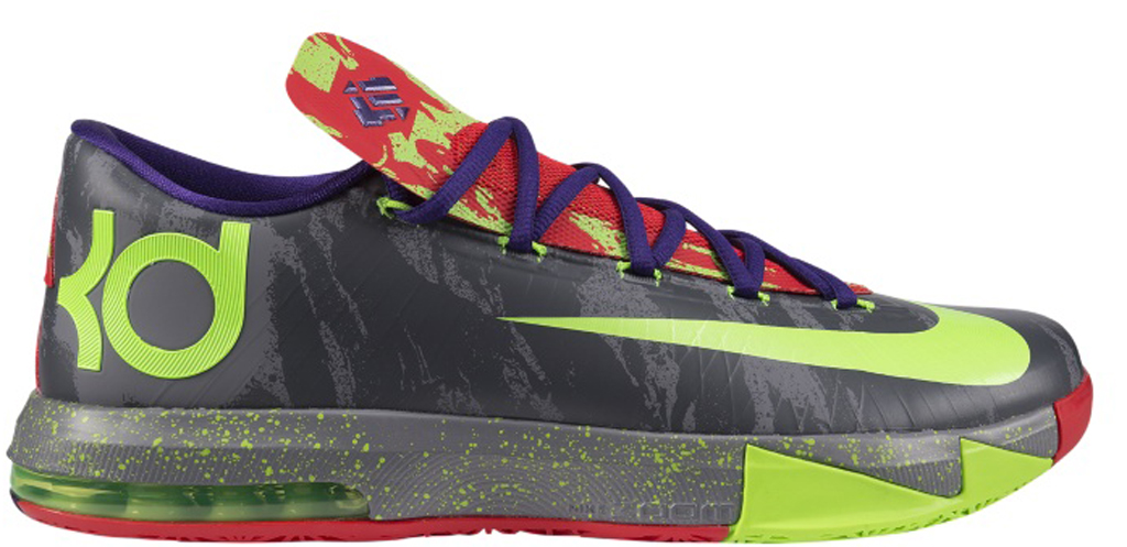 separation shoes 2df3d b2b1c Nike KD VI  The Definitive Guide to Colorways   Sole Collector