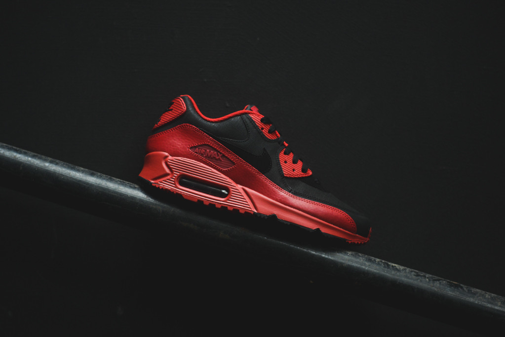 2818ee5857 These Winterized Nike Air Max 90s Are Kinda Sick | Sole Collector