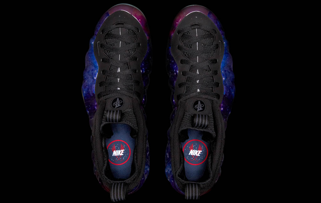 new products f3d58 b4fc3 Nike Air Foamposite One All-Star Galaxy Official 521286-800 (6) ...