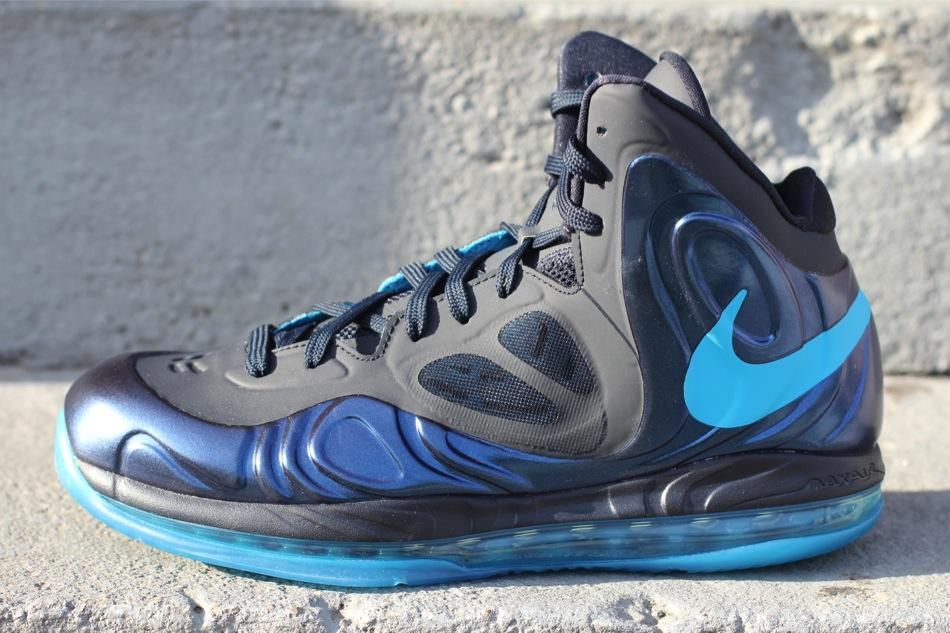 new concept 733f7 6bdd1 Nike Air Max Hyperposite - Dark Obsidian/Dynamic Blue | Sole Collector