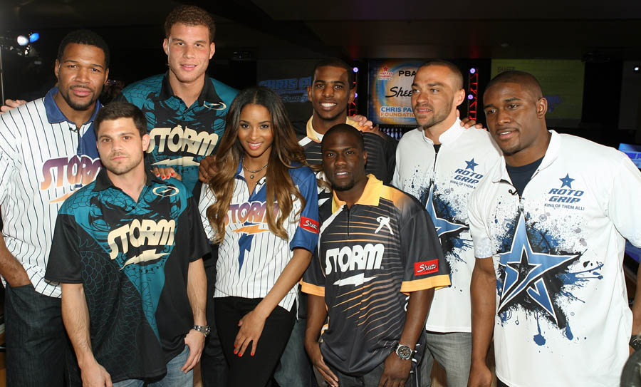 2012 PBA Chris Paul Celebrity Bowling Invitational