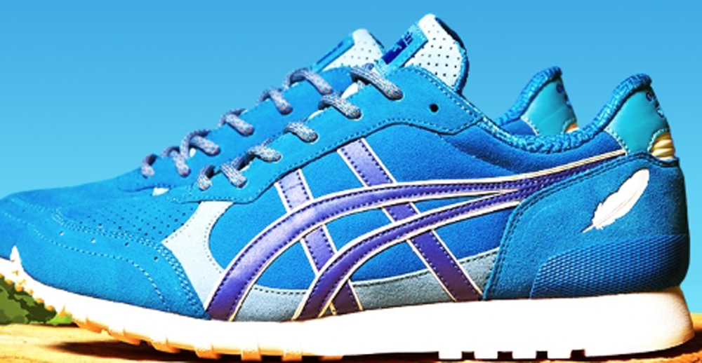 Onitsuka Tiger Colorado Eighty-Five Blue/Blue