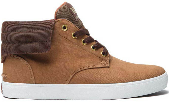 SUPRA Passion Duck Twill Lizard King Shoes (3)