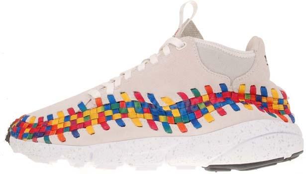 Nike Air Footscape Woven Chukka Premium QS Sail/Sail-White