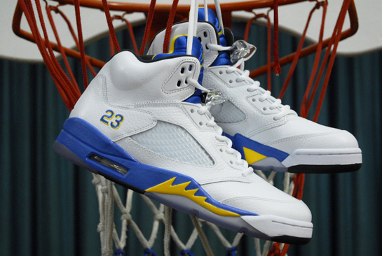 Air Jordan 5 V Retro Laney 2013 colorway 3ddffe479