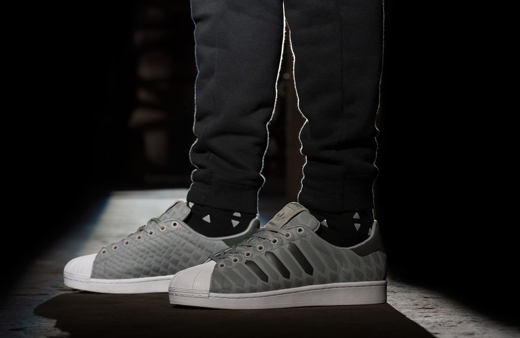 ded7cee4adc The  Xeno  adidas Superstar Returns In Silver