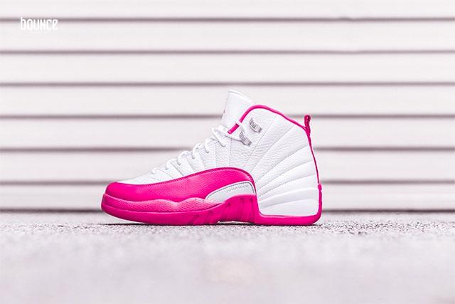 c8e75d36c041f5 Girls Get Air Jordan 12 Exclusives for February