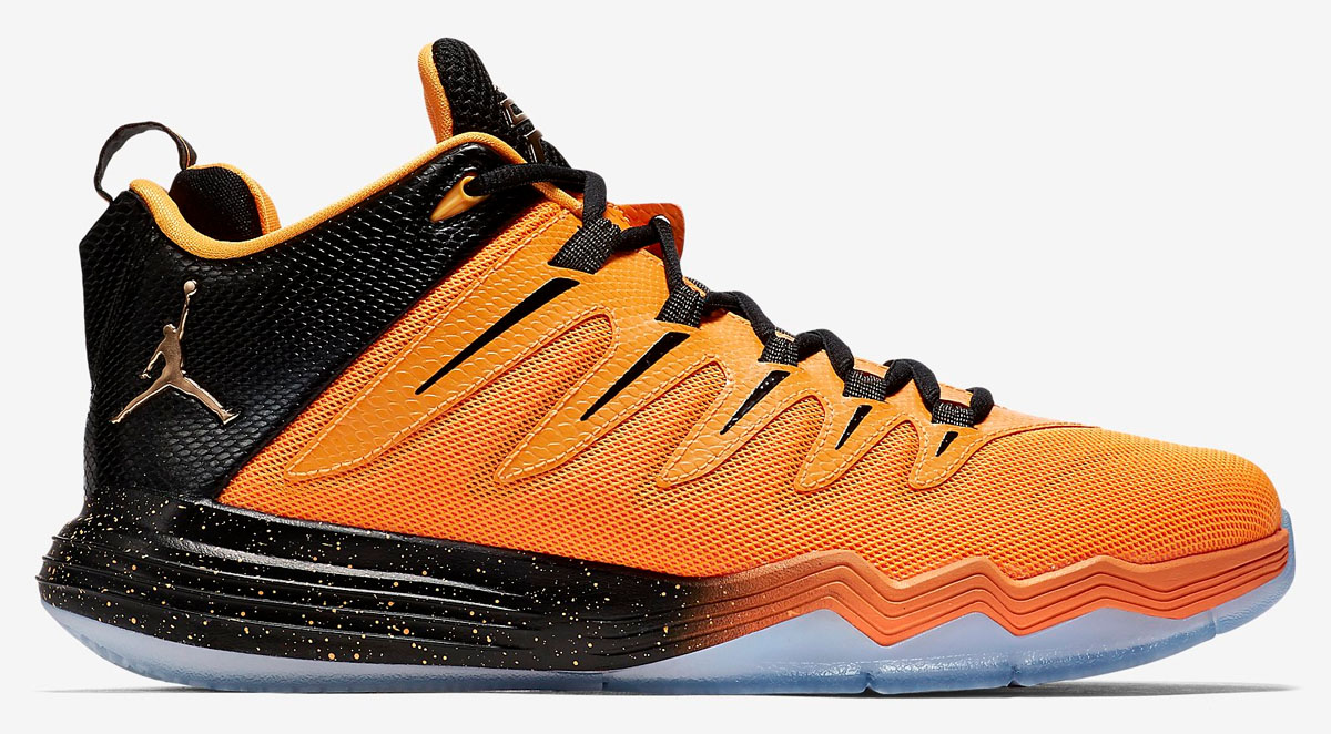 Jordan CP3.IX Yellow Dragon Release Date 810868-012