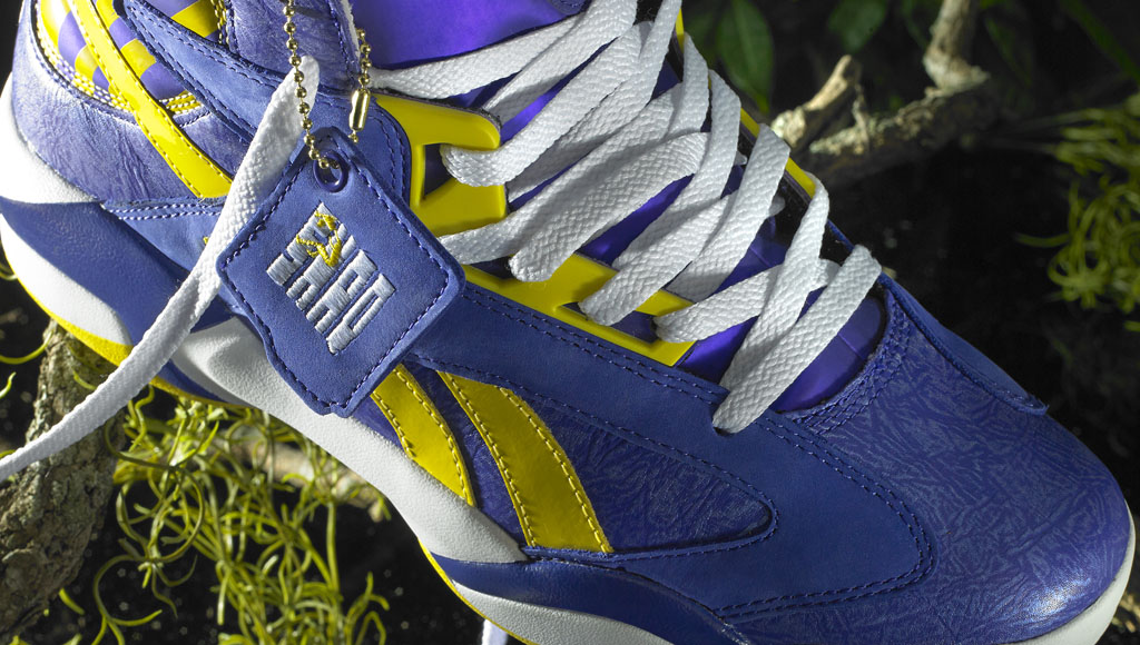 Reebok Shaq Attaq LSU Tigers (7)