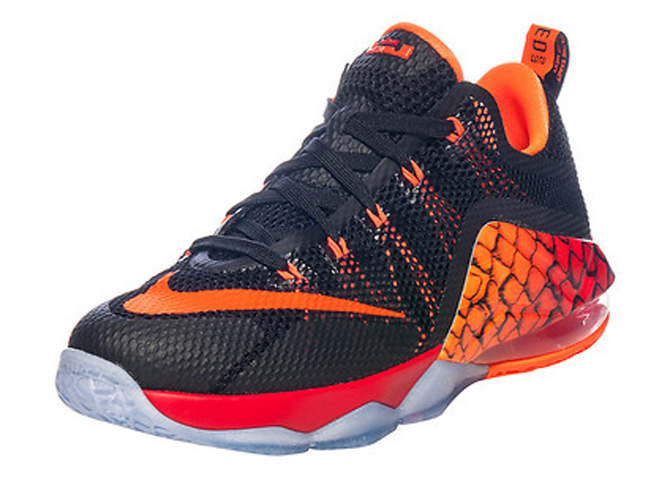more photos 5bd8f a436d UPDATE 6 18  This Nike LeBron 12 Low has released in GS sizes via Jimmy  Jazz.