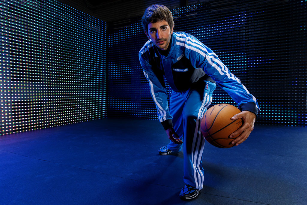 adidas 2013-2014 NBA On-Court Collection // Ricky Rubio (1)