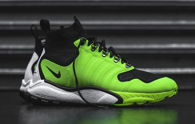 Volt Nike Air Zoom Talaria Mid Profile