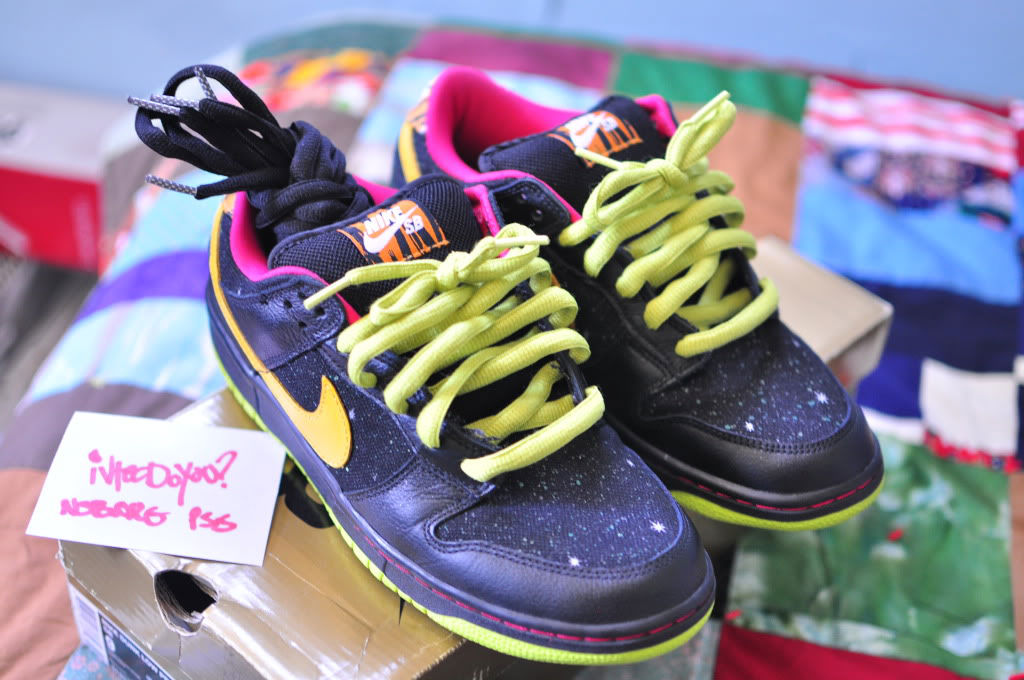 Spotlight // Pickups of the Week 11.17.12 - Nike SB Dunk Low Premium Space Tiger by iVtechDoYou?