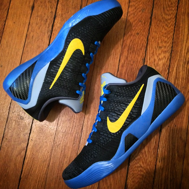 Nike iD Kobe IX 9 Elite Low Batman