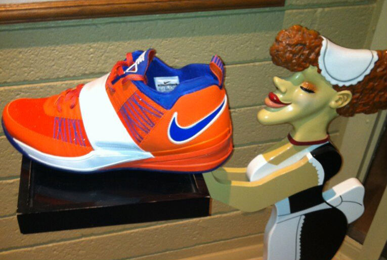 Nike Zoom Revis New York Knicks (1)