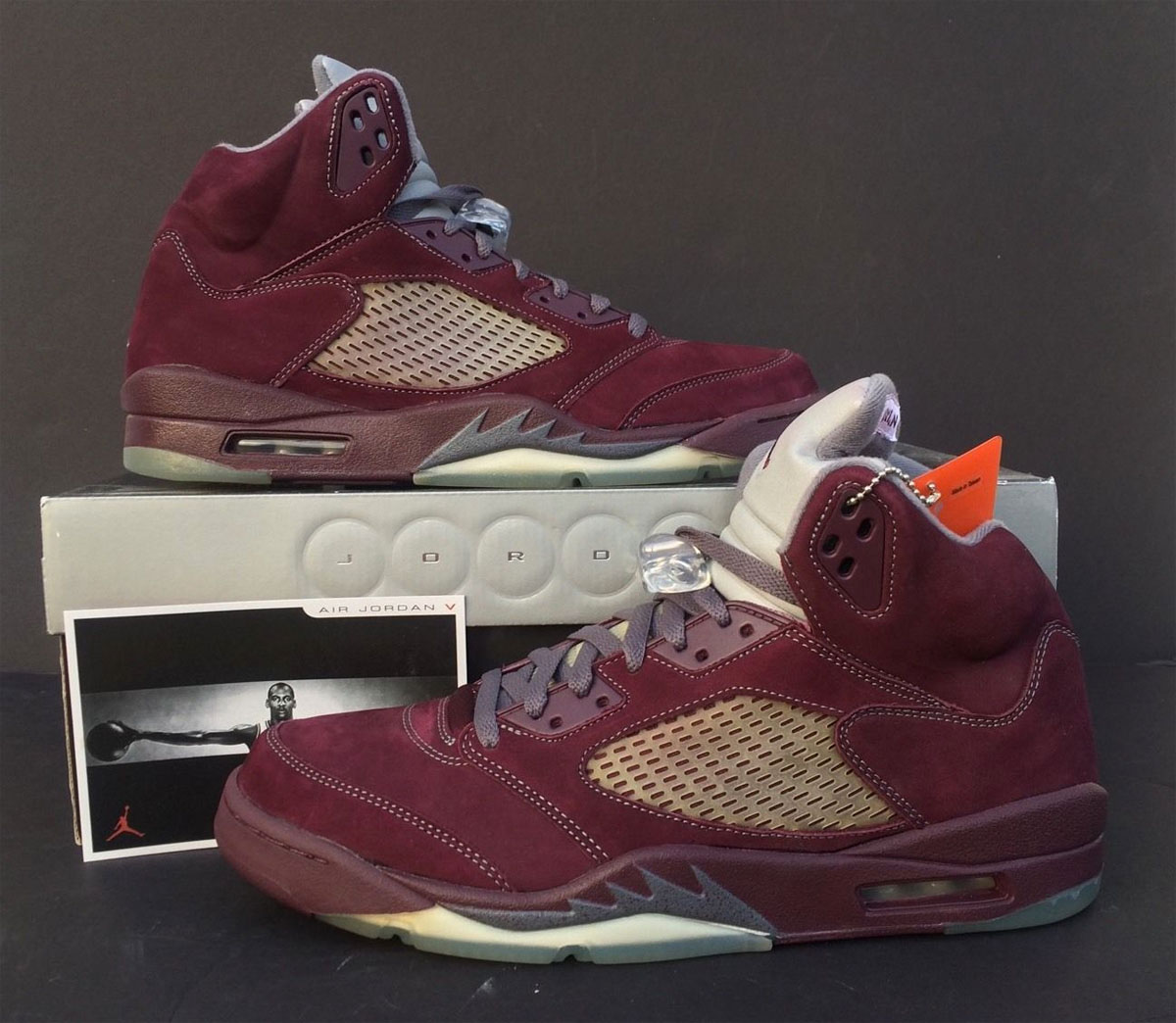 lowest price a9325 a8b9c 20 Deadstock Air Jordan 5s You Can Grab on eBay Right Now ...