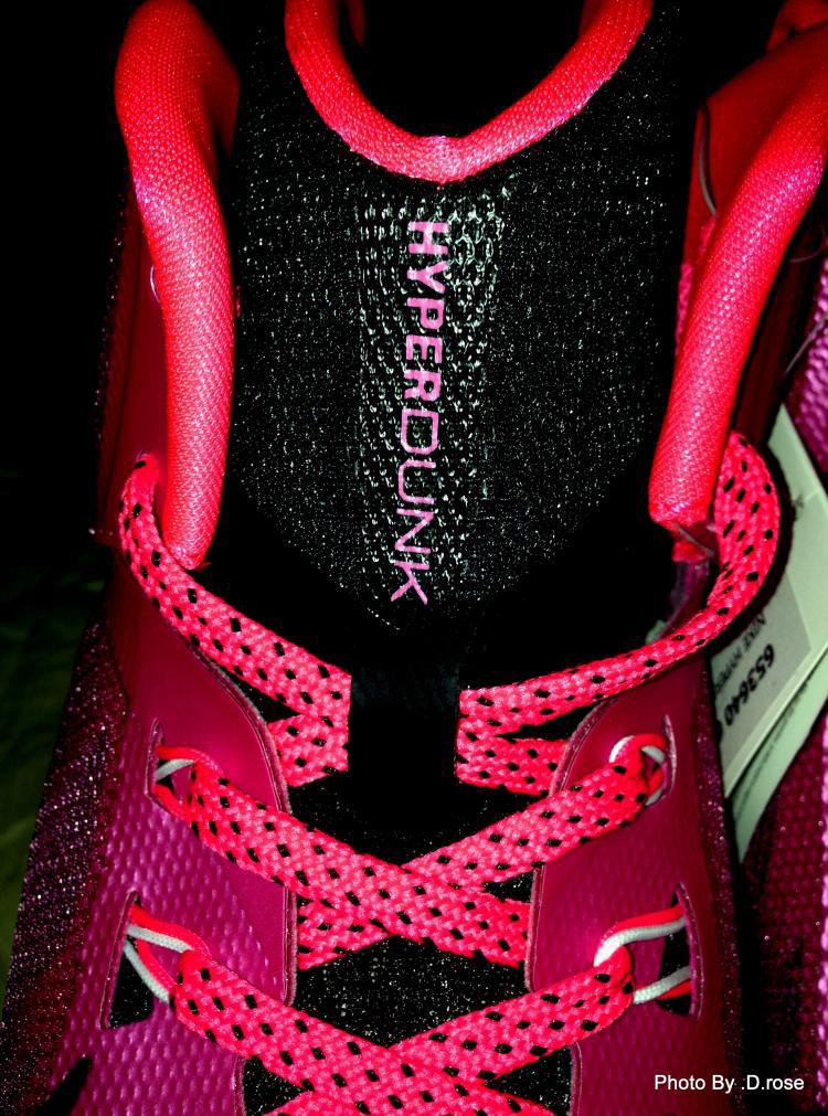 official photos 52985 8cd83 Nike Hyperdunk 2014 Pinkfire 653640-606 (6)