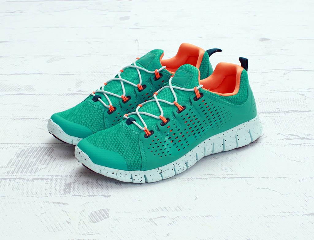 80143991143 Nike Free Powerlines 2 Teal - Praesta