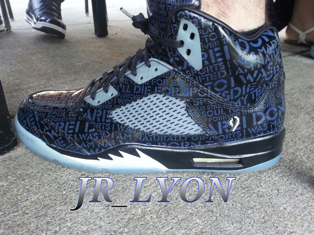 Spotlight // Forum Staff Weekly WDYWT? - 9.21.13 - Air Jordan V 5 Retro Doernbecher by jr_lyon