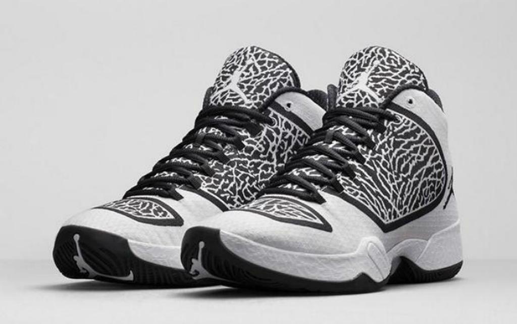 air jordan xx9 black and white