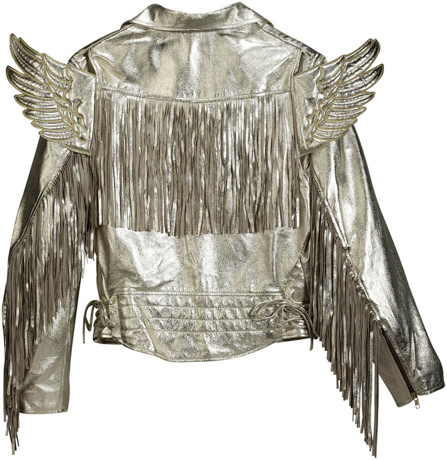 adidas Originals by Jeremy Scott - Spring/Summer 2012 - JS Gold Wings Jacket X29880 (2)