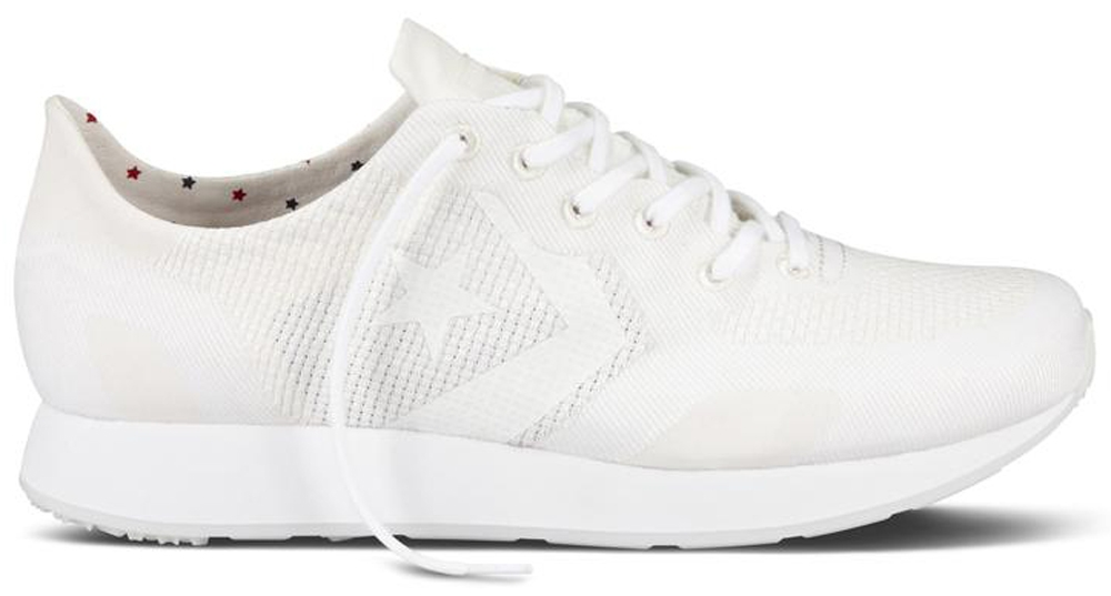 Converse CONS Engineered Auckland Racer White/White