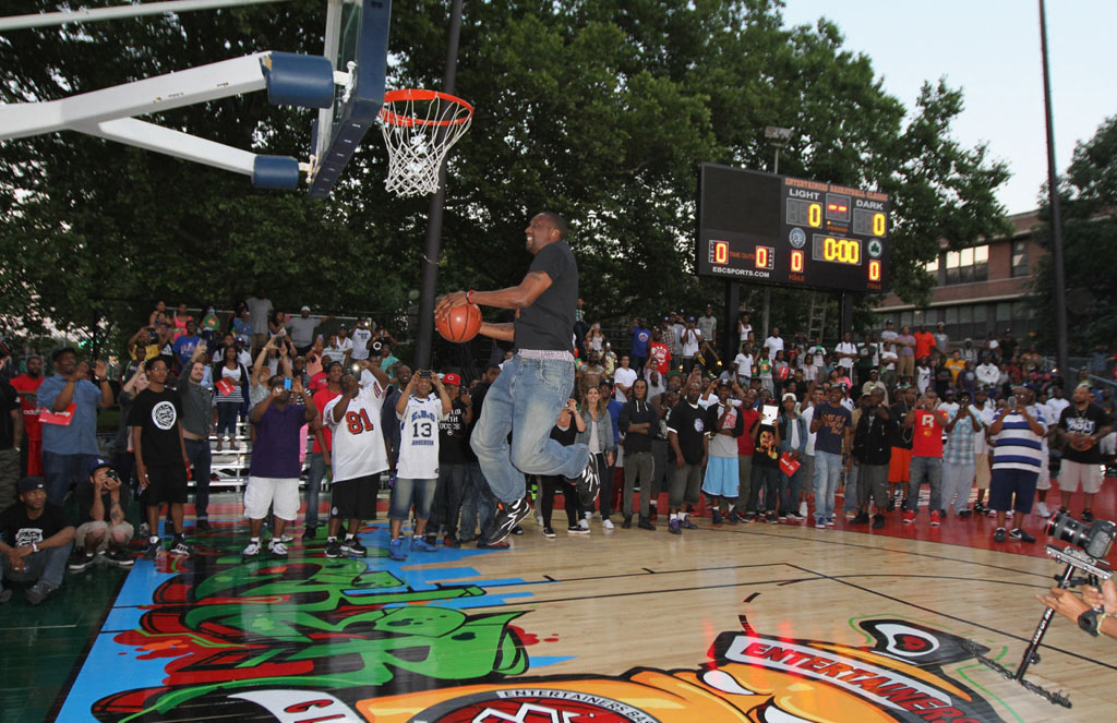 Dee Brown Reebok Classics Pump Omni Lite Dunk Contest (3)