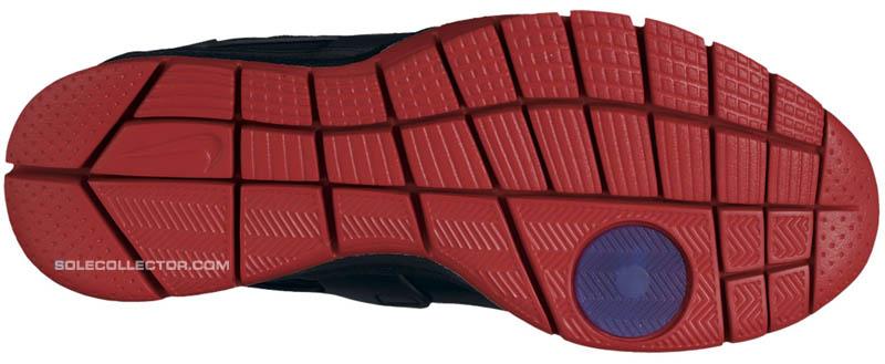 5dc439e5a0faa Nike Huarache Basketball Black Black Sport Red 488054-006 (2)