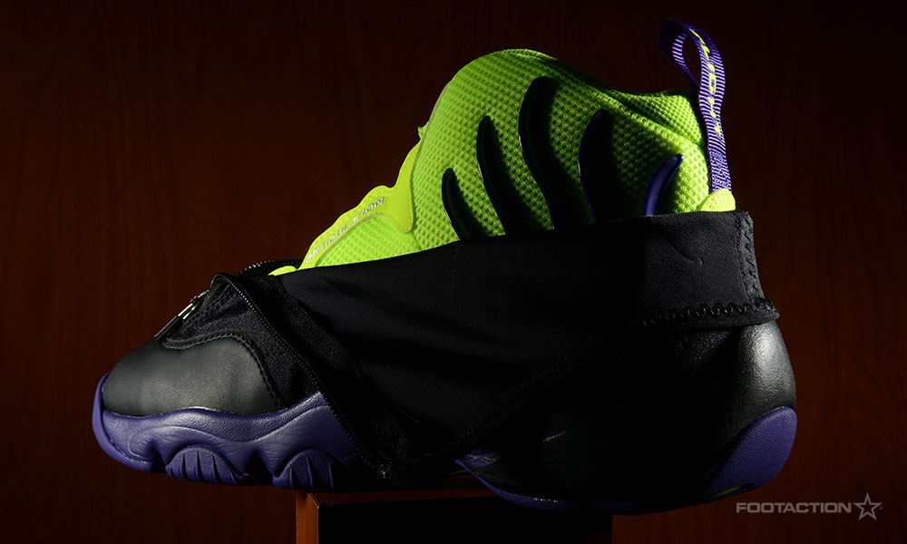 Nike Air Zoom Flight The Glove Lakers (9)