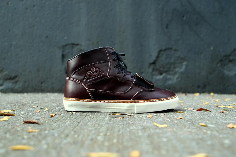 vans vault mt edition decon lx horween leather sole collector vans vault mt edition decon lx