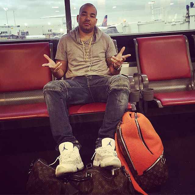 d80b5b93adc786 ... inexpensive dj envy wearing the cobalt air jordan 11 low ie a1578 d3f16