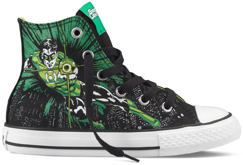 DC Comics x Converse Collection 7