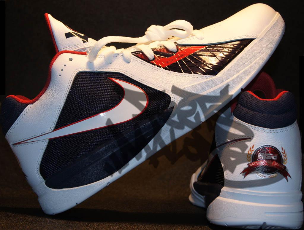 detailed look 39123 b2ae5 Nike Zoom KD III ESPN Rise Findlay Prep