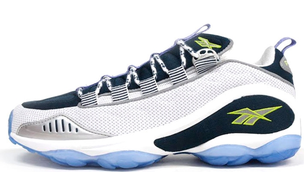 Reebok DMX Run 10 Green/White-Light Green