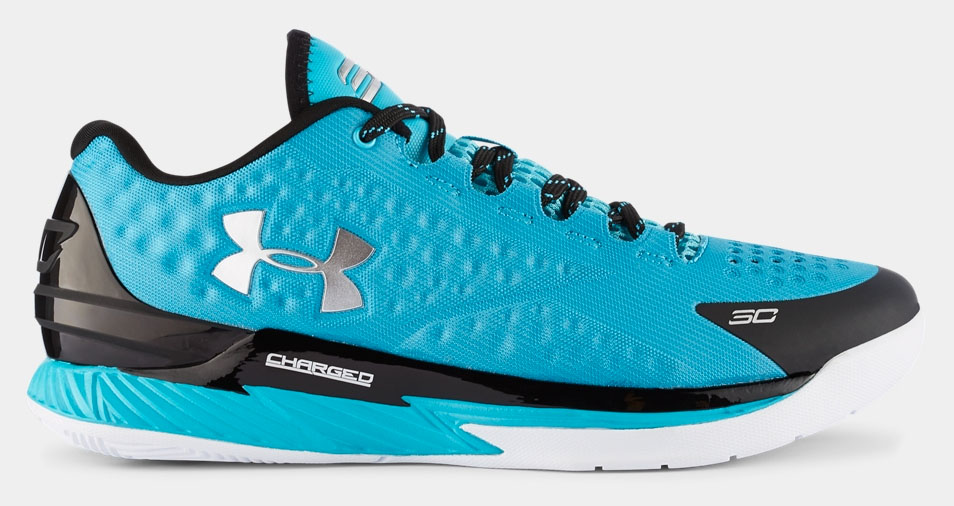 stephen curry 1 low mens wite