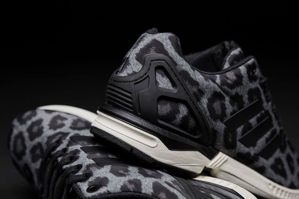adidas Originals ZX Flux Pattern Pack Exclusive for Sneakersnstuff - Snow Leopard (3)