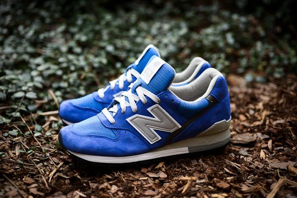 new balance 996 suede blau