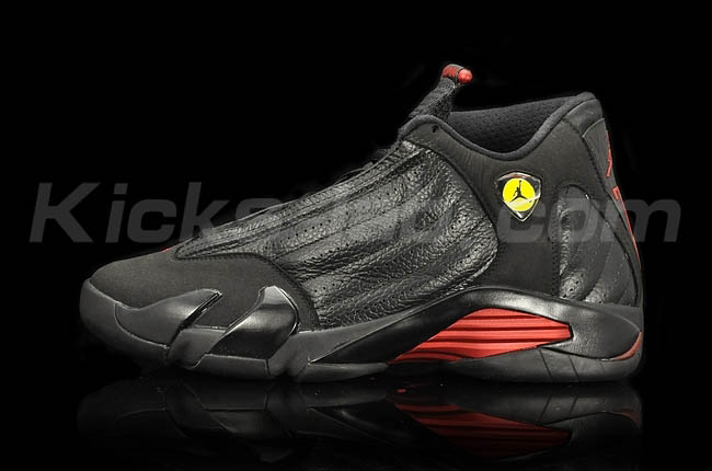 9f0d2608019925 Air Jordan Retro 14 Last Shot Black Varsity Red 311832-010