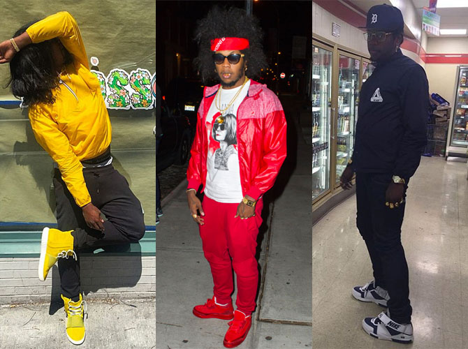 Celebrity Sneakerhead: Trinidad James