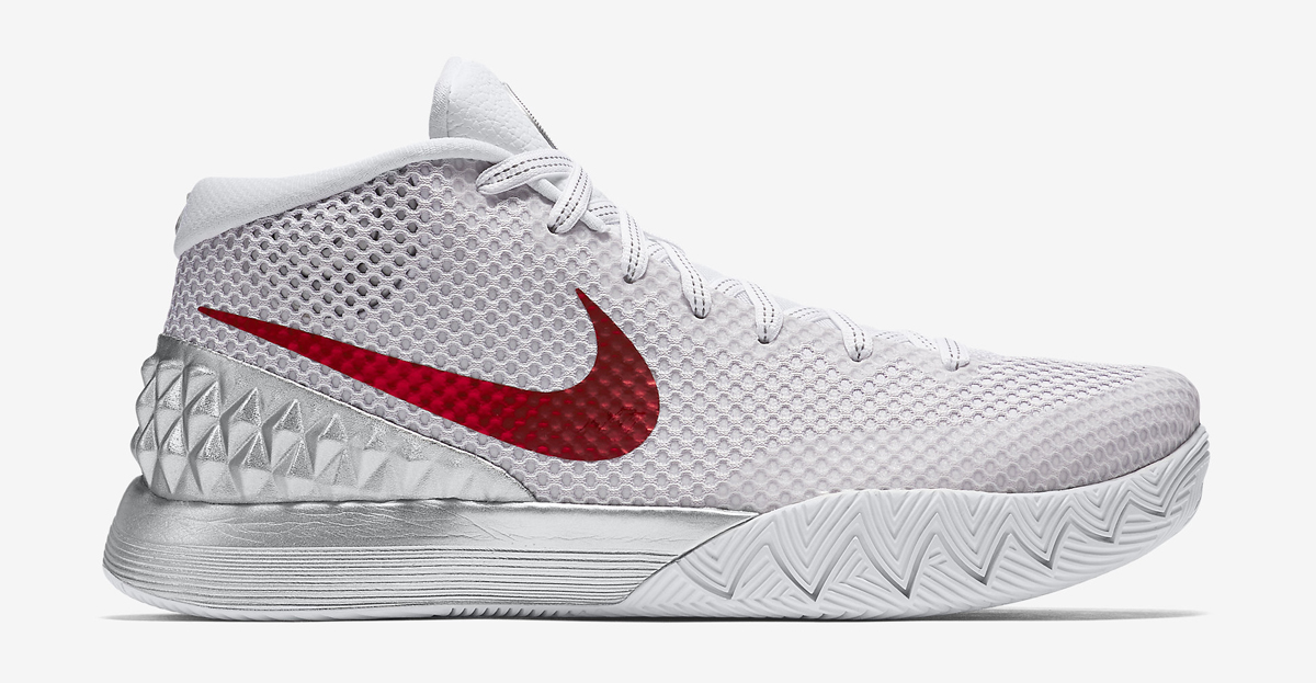 best website ccbb1 e1da7 Nike Celebrates Kyrie Irving u0027s 55 Point Game on  u0027Double  Nickel u0027 Sneakers