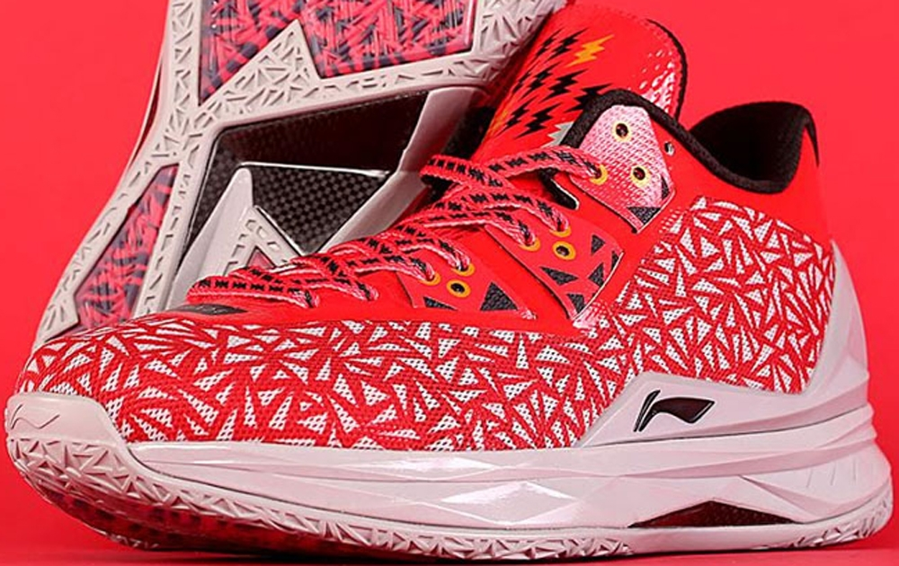 Li-Ning Way Of Wade 4 Lucky 13
